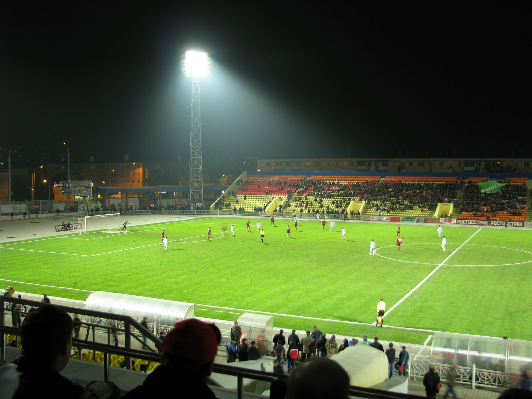 Стадион «Салют»