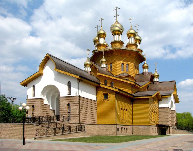 Храмовый комплекс Веры, Надежды, Любови и матери их Софии
